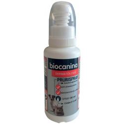 Prurispray calmant anti-démangeaison chiens et chats Biocanina