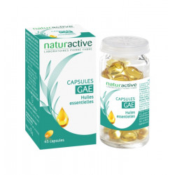 GAE capsules aux essences Naturactive