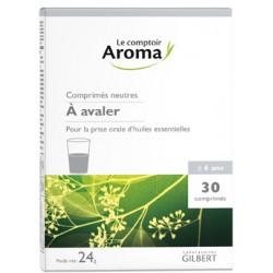 Comprimés neutres Aroma 30 comprimés