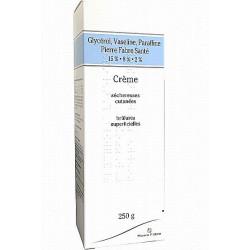 Glycérol Vaseline Paraffine crème 250 g