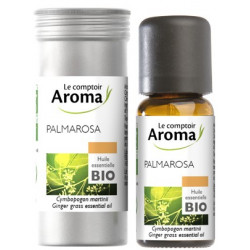 Palmarosa Huile Essentielle Bio 10 ml Aroma