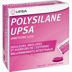 Polysilane UPSA gel oral en sachet dose