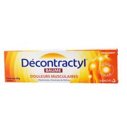 Décontractyl baume tube de 80 g