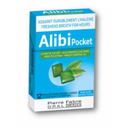 ALIBI 12 pastilles Haleine fraiche