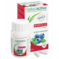 MYRTILLE Naturactive  gelules