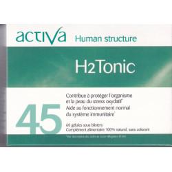 Activa 45 H2Tonic 60 gelules
