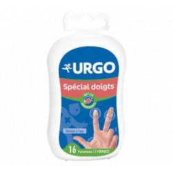 URGO Spécial doigts 16 Pansements Prédécoupés 2 formats