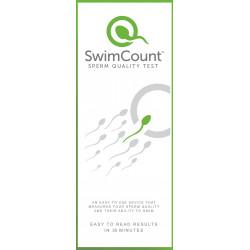 Autotest de FERTILITE masculine Swimcount