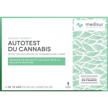 autotest du cannabis medisur d tecte le thc dans les urines. Black Bedroom Furniture Sets. Home Design Ideas