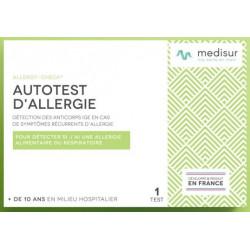 Autotest d'ALLERGIE Medisur