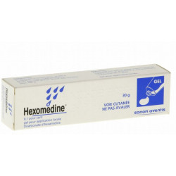 Hexomedine gel 30 g