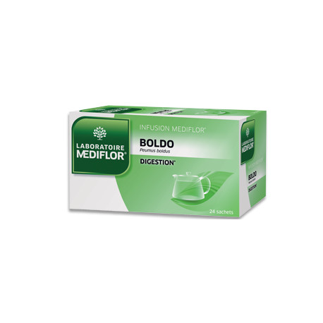 Boldo Infusion sachets Mediflor
