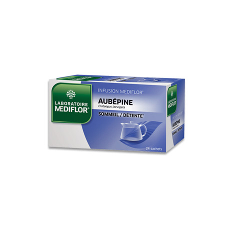 Aubepine Infusion sachets Mediflor