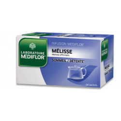 Melisse Infusion sachets Mediflor