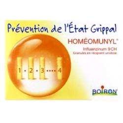 Homeomunyl  4 doses Influenzinum 9CH Boiron
