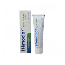 Hemoclar crème tube 30g