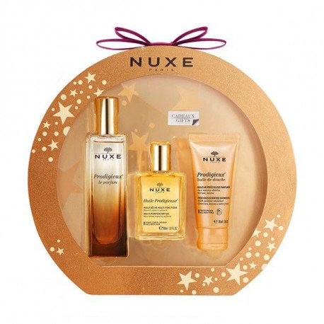 Coffret Prodigieux Parfum 50ml NUXE