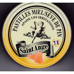 Pastilles Saint Ange au Miel et Sève de pin