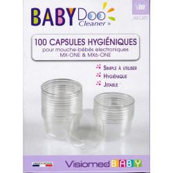 Capsules Hygiéniques pour Mouche- bébés électronique Babydoo