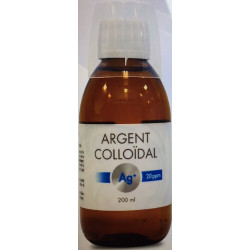 Argent colloidal solution 200ml