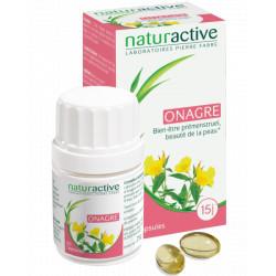 ONAGRE Huile végétale Naturactive capsules