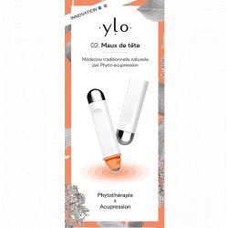 Stylo de Phyto-acupression Maux de tête YLO