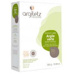 Argile verte pulvérisée 300g Argiletz