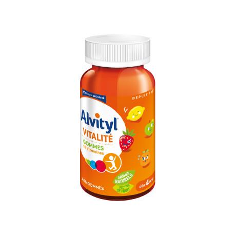 Alvityl vitalité 60 gommes à mâcher