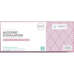 Autotest d'ovulation Medisur