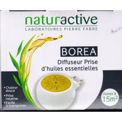 Diffuseur prise d'huiles essentielles Borea Naturacive
