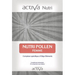 Activa Nutri pollen Homme et Femme