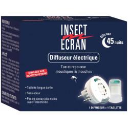 Diffuseur électrique anti-moustique Insect Ecran