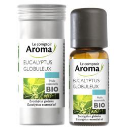 Eucalyptus globuleux Huile Essentielle  10 ml ComptoirAroma