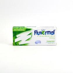 Fluvermal 100 mg par 6 comprimés