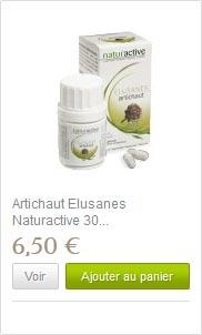 Acheter Elusanes Artichaut, gélules naturelles