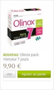 Acheter Olinox Pack Minceur 7 Jours