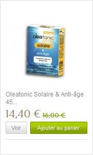 Oleatonic solaire