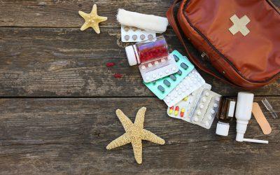 Les médicaments en vacances