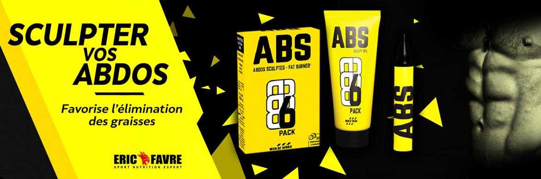 ABS6 pour sculpter les abdominos