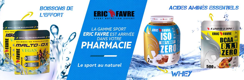 Eric Favre, le sport au naturel